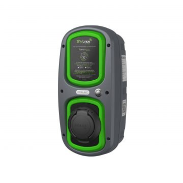 Wallpod 3.6KW, 7.2 KW, 11KW, 22KW | cable and socket